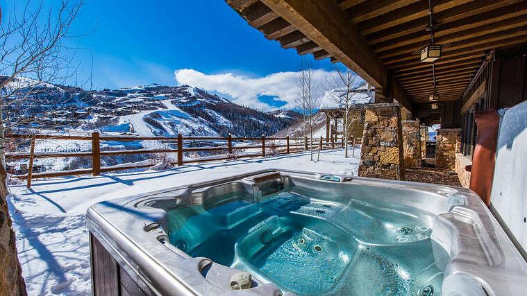 dreamridge hot tub
